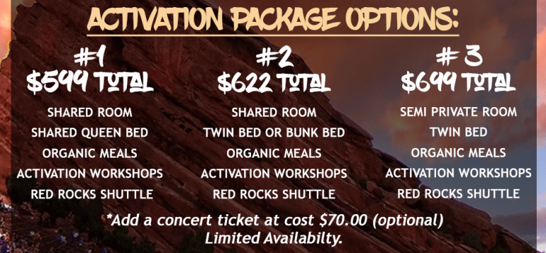 ActivationPricingFlyer-RedRocks